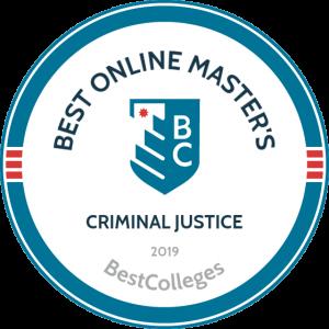 BestColleges Best Online Masters In Criminal Justice