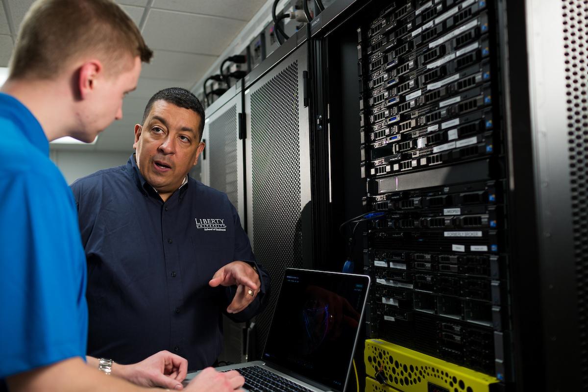 Online Cybersecurity Degree Programs Liberty University