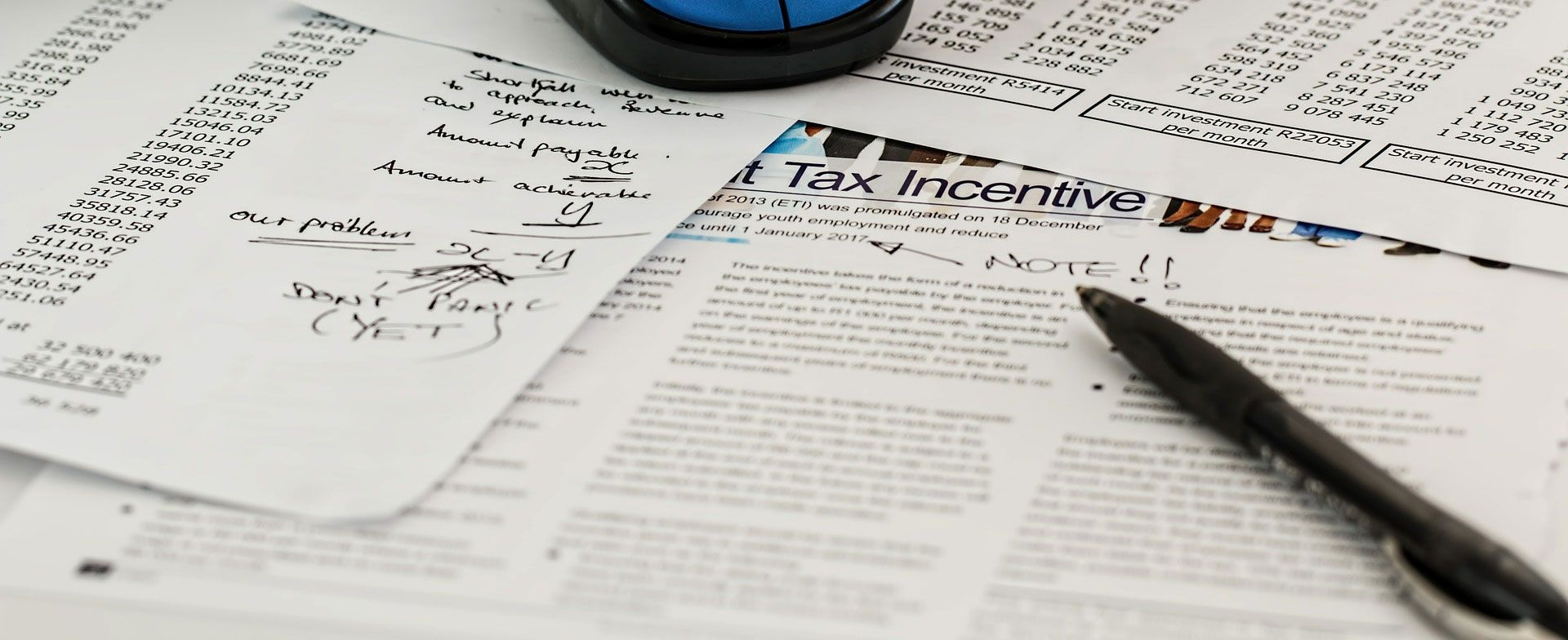 Master's Degree in Accounting - Taxation Degree Online
