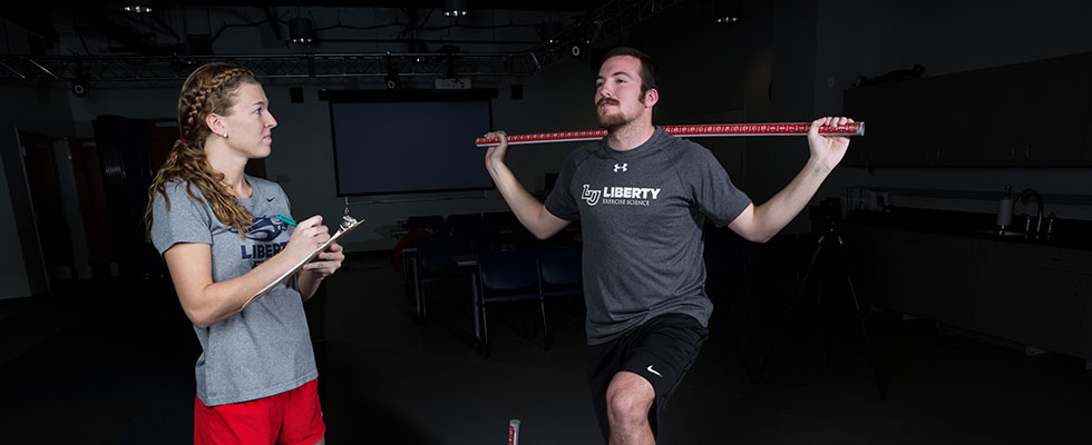 Master's Degree in Exercise Science - Nutrition Degree Online
