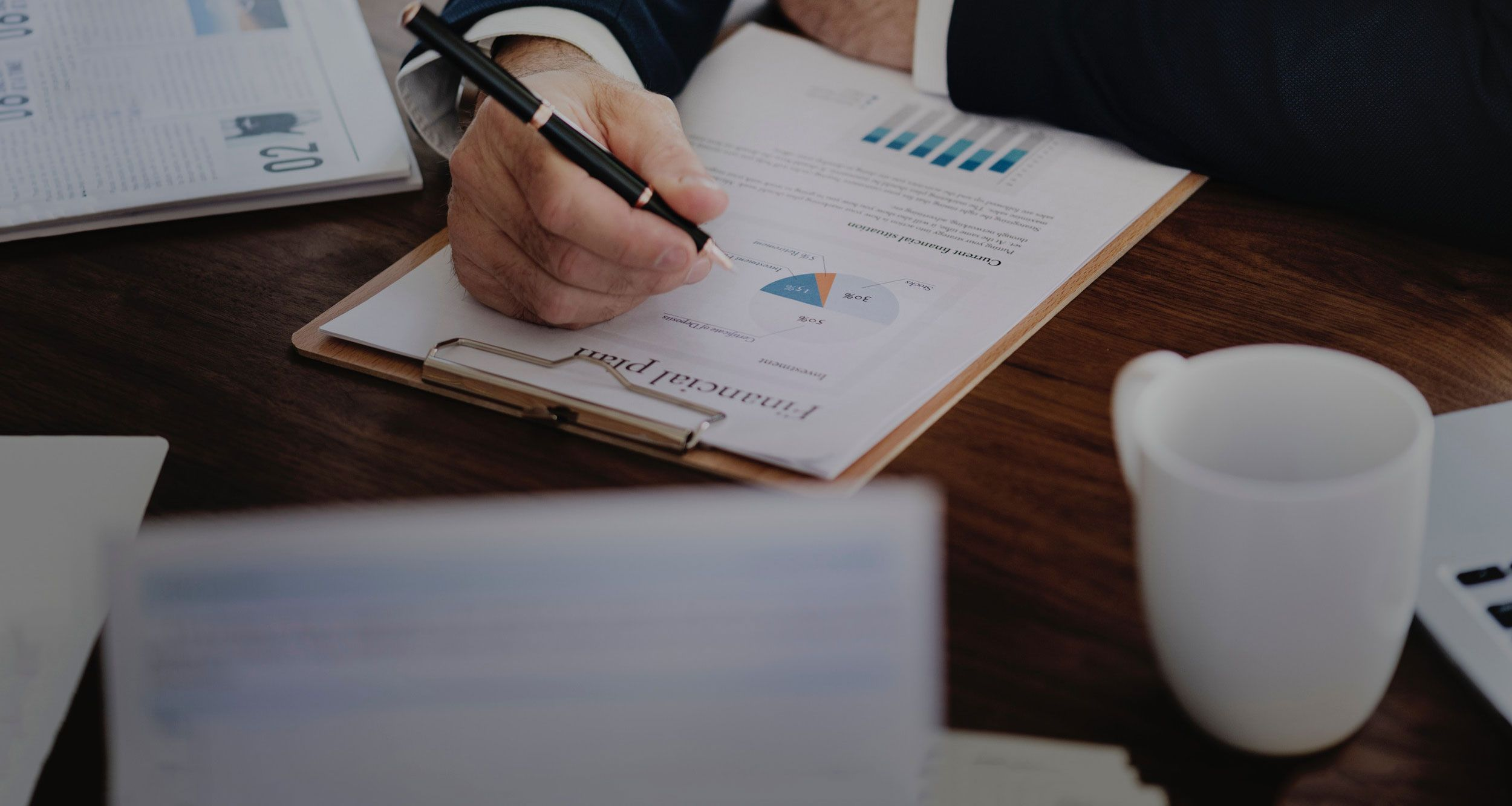 Master's Degree in Accounting Online