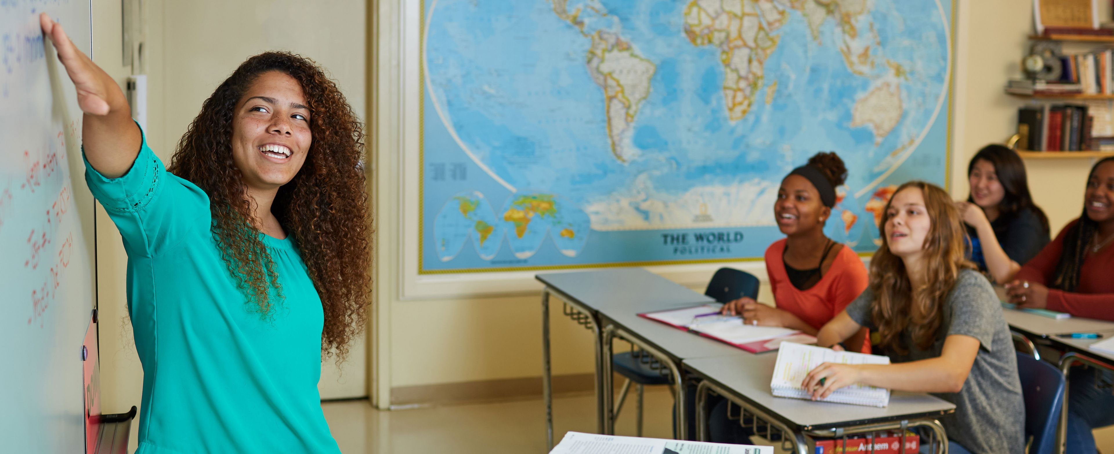 Master Of Education In Curriculum and Instruction - Gifted Education Online Degree Program Page