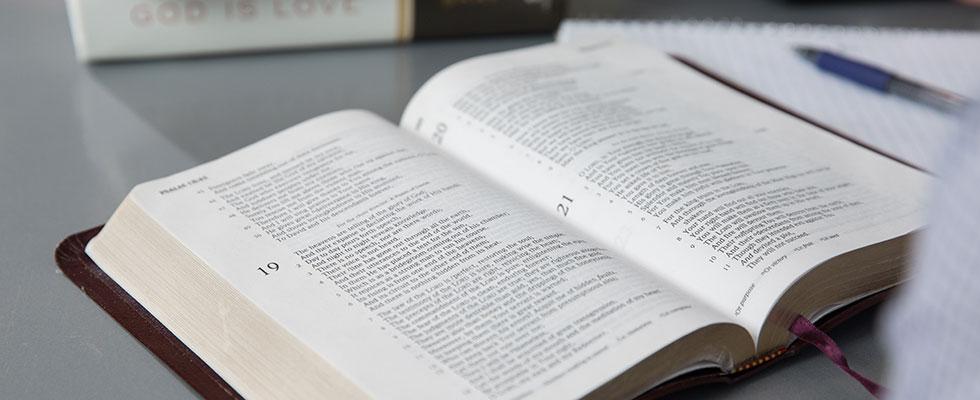 Master Of Theology Biblical Studies Online Degree Program