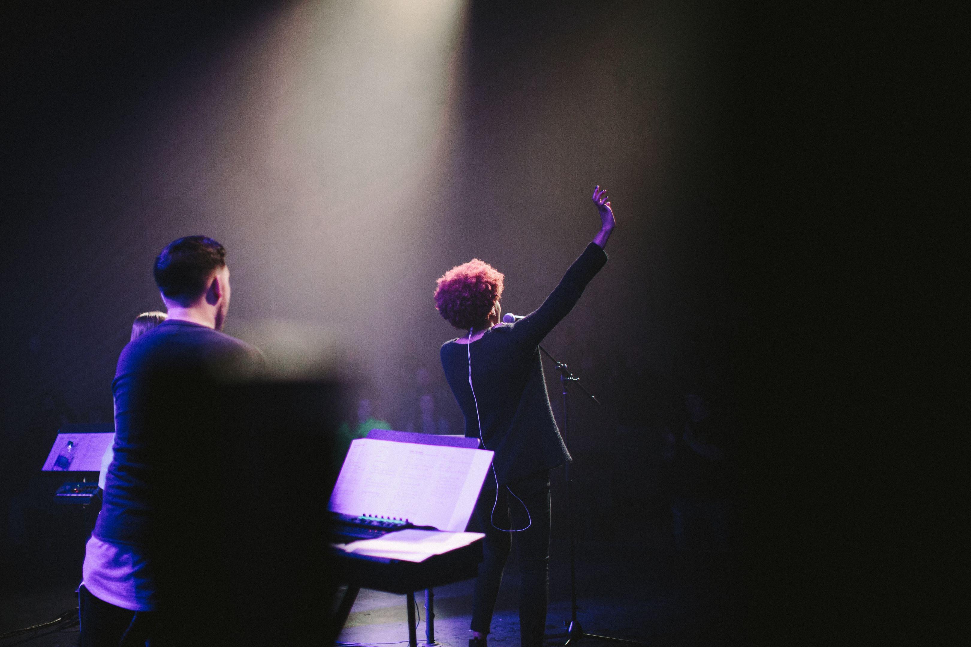 Masters Degree In Music Worship Music