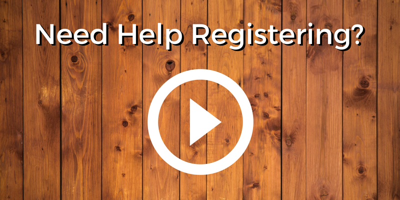 Need Help Registering