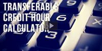 Transferable Credit Hour Calculator