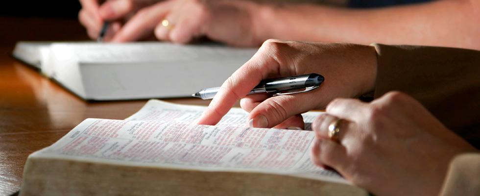 Undergraduate certificate in Christian Ministry online program