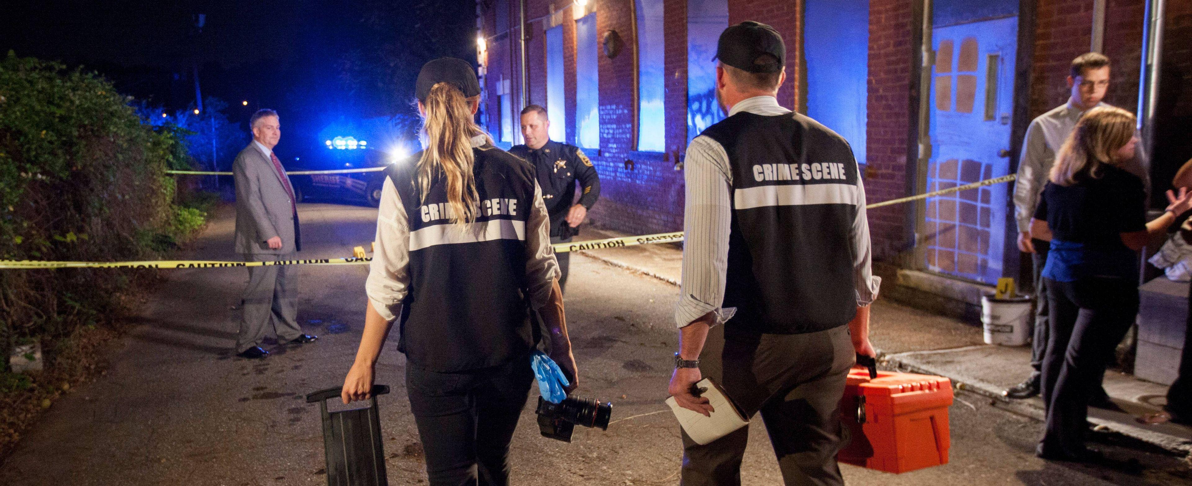 Bs Criminal Justice Crime Scene Investigation Liberty University