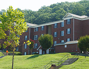 East Campus Dorms