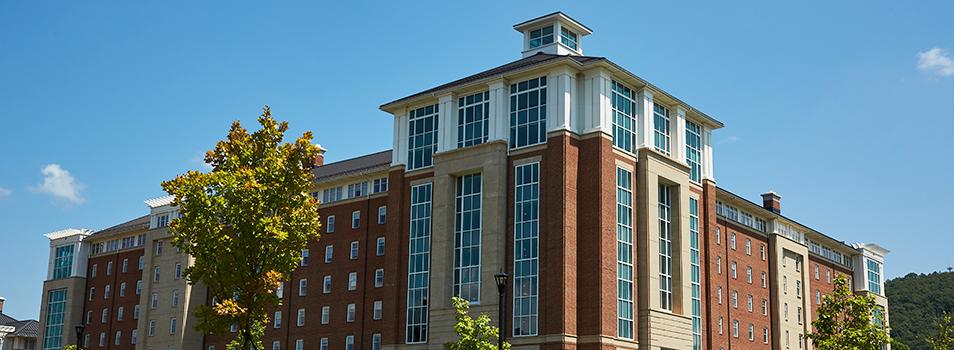 Housing Residential Commons Residence Life Liberty University