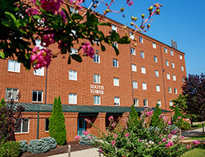South Tower Dorms