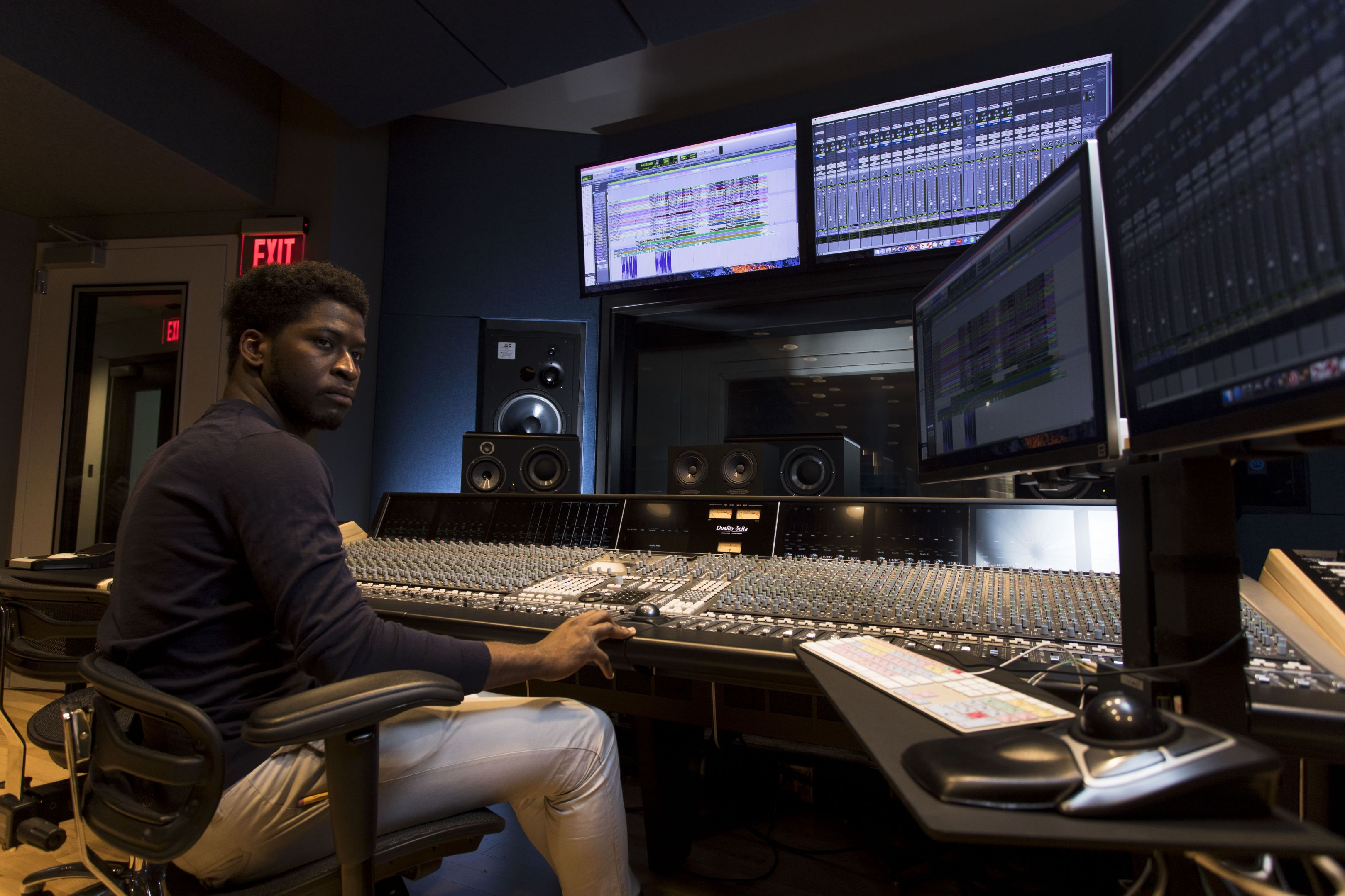 Bachelor's in Commercial Music in Recording and Engineering