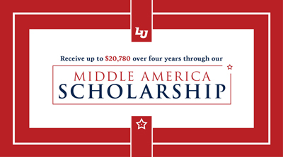 Middle America Scholarship Details