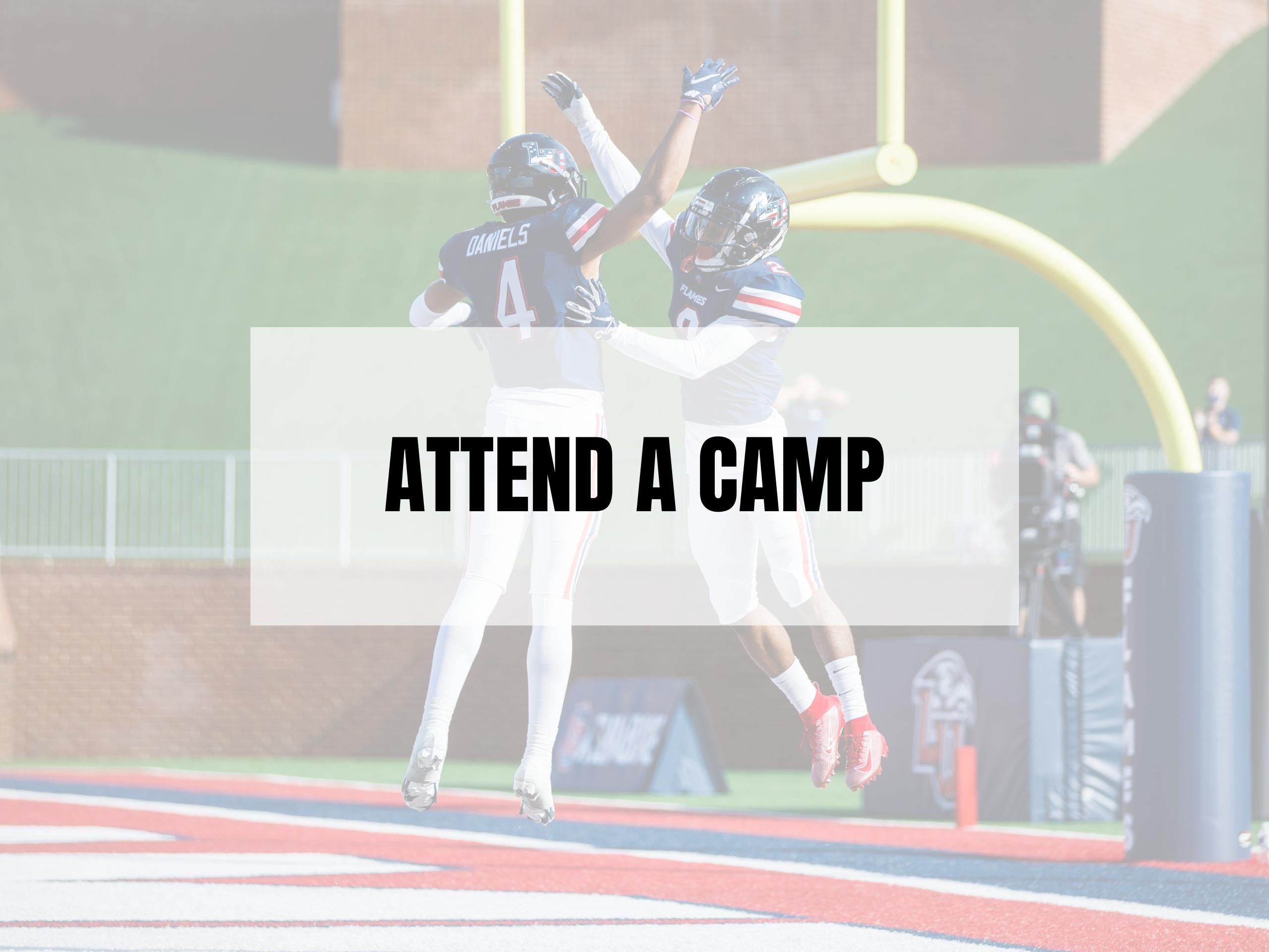 Attend a Camp