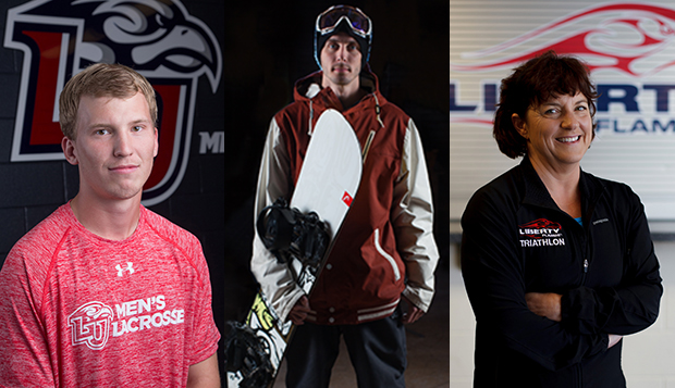 Ryan Miller, Will Scheren, and Beth Frackleton will be inducted in the seventh Club Sports Hall of Fame class in 2021. test test test test