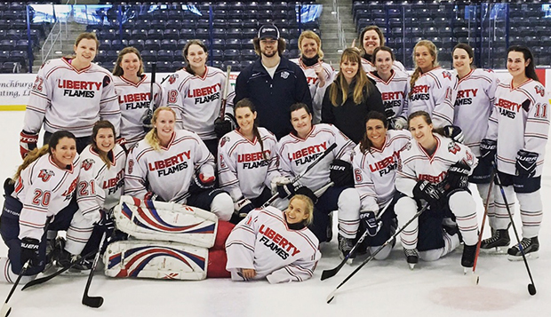 DII Lady Flames finish season on a roll with sweep of RIT test test test test