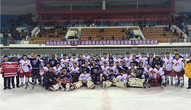 Video captures Flames' spring break experience in East Asia test test test test