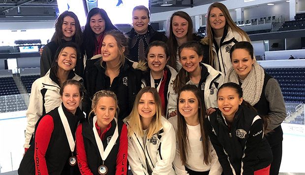 Figure skaters feature five top-three finishes at Penn State test test test test