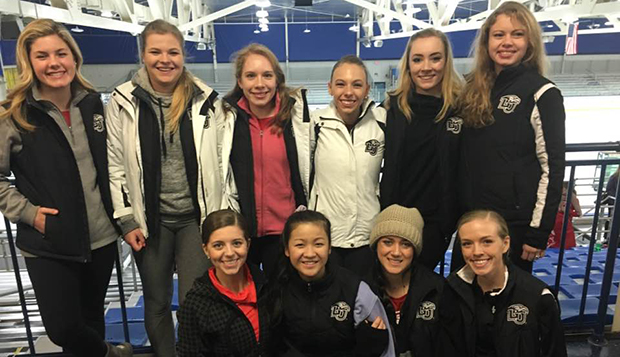 Figure skaters land fifth-place finish at Delaware sectional test test test test