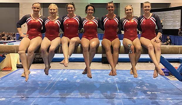 The Lady Flames sent their complete travel team to the April 11-15 NAIGC Championships in Daytona, Fla. (Submitted photo) test test test test