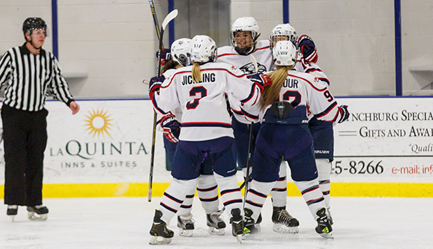 The Lady Flames have had plenty to celebrate in recent seasons, including the program's first ACHA DI national title in 2015. test test test test