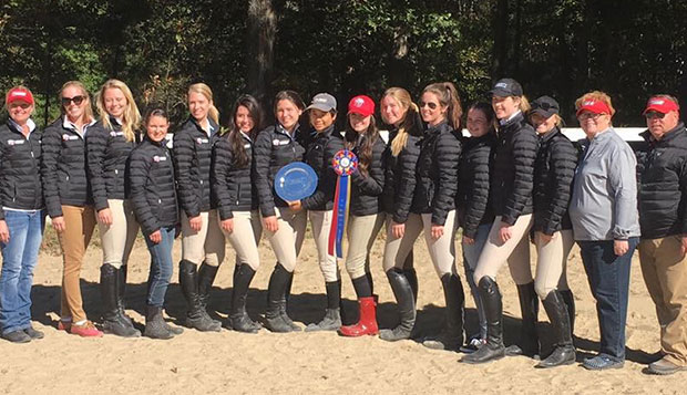 Equestrian Team Page Club Sports Liberty University