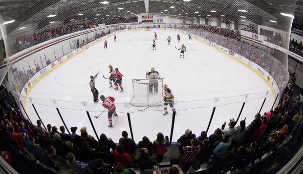 Liberty's hockey teams have played their last games of the season in the LaHaye Ice Center, due for an offseason expansion, but their DI women and DI men will open play in the ACHA National Championships this week in York, Pa., and Strongsville, Ohio, before the DII men travel to Salt Lake City.  test test test test