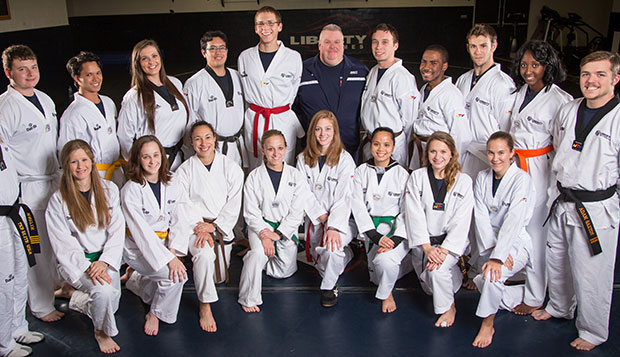 Tae kwon do teams eager for Saturday's ECTC opener at MIT test test test test