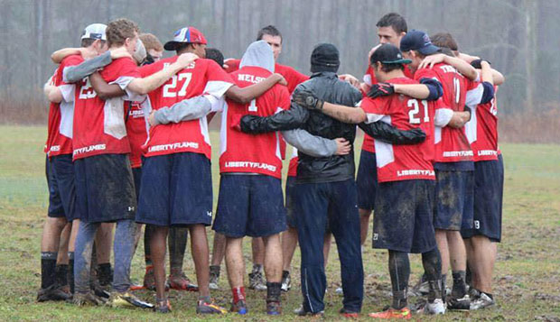Liberty nabs third at fall-ending Wake Forest tournament test test test test