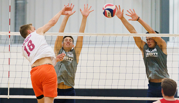 DI, DII men's volleyball teams claim Gold, Silver crowns | Club