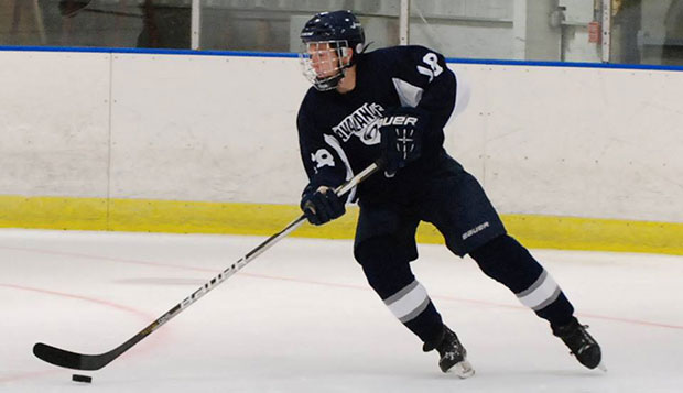 Quinn Ryan netted 12 goals and 29 assists for the North Jersey Avalanche of the Metropolitan Junior Hockey League in 2013-14. test test test test