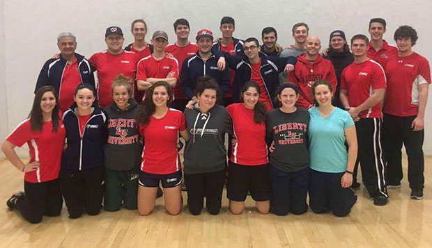 Racquetball team well represented at MACRC tournament test test test test
