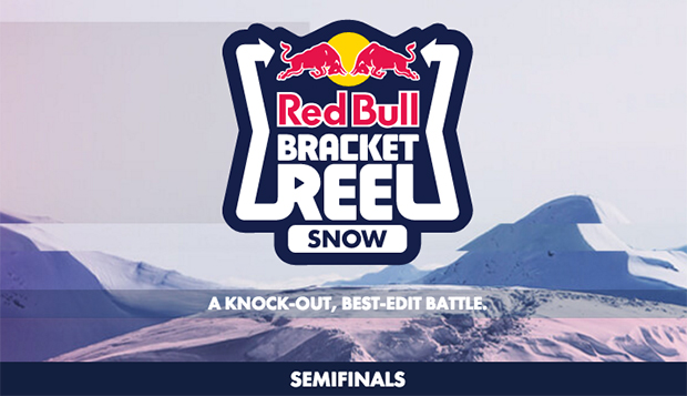 Flames in Final Four of Red Bull Reel Snow video contest test test test test