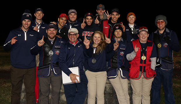 Shooting teams champions at Upper East Coast tournament test test test test