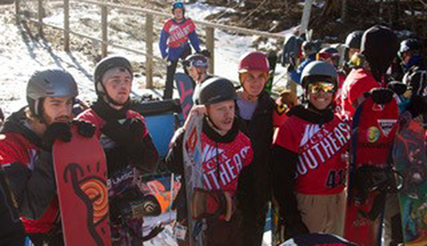 Skiers, snowboarders sweep top finishes at Beech Mountain test test test test