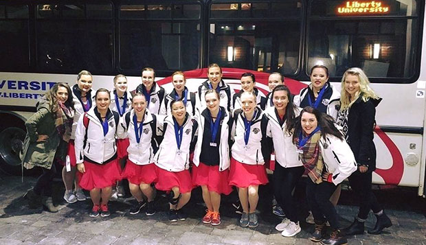 Lady Flames earn medal at Mid-America Championships test test test test