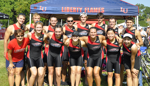 Liberty's Triathlon teams add to their recent success test test test test