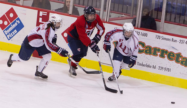 DI Lady Flames rack up 10 goals in two shutouts of Raleigh   test test test test
