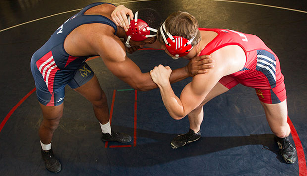 No. 1 Flames coast into quarterfinals at NCWA National Duals test test test test