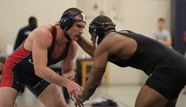 Flames wrestlers grapple injuries, ready for Virginia Duals test test test test