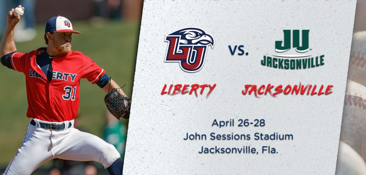 Liberty Faces Jacksonville in ASUN Weekend Series