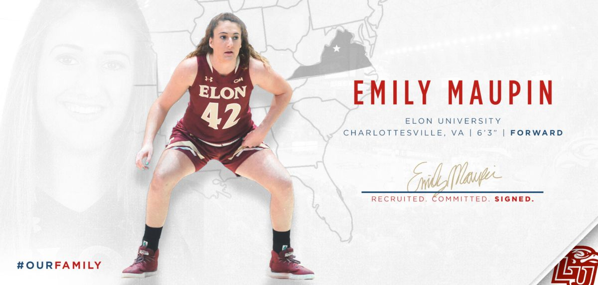 Maupin Transfers from Elon to Liberty WBB
