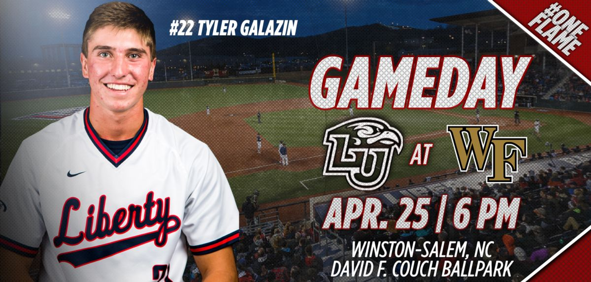 Liberty Travels to George Mason for Midweek Tilt, Tuesday