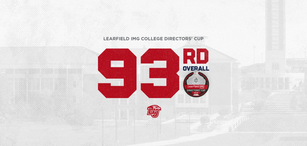 Flames Have Strong Finish in Directors' Cup Final Standings