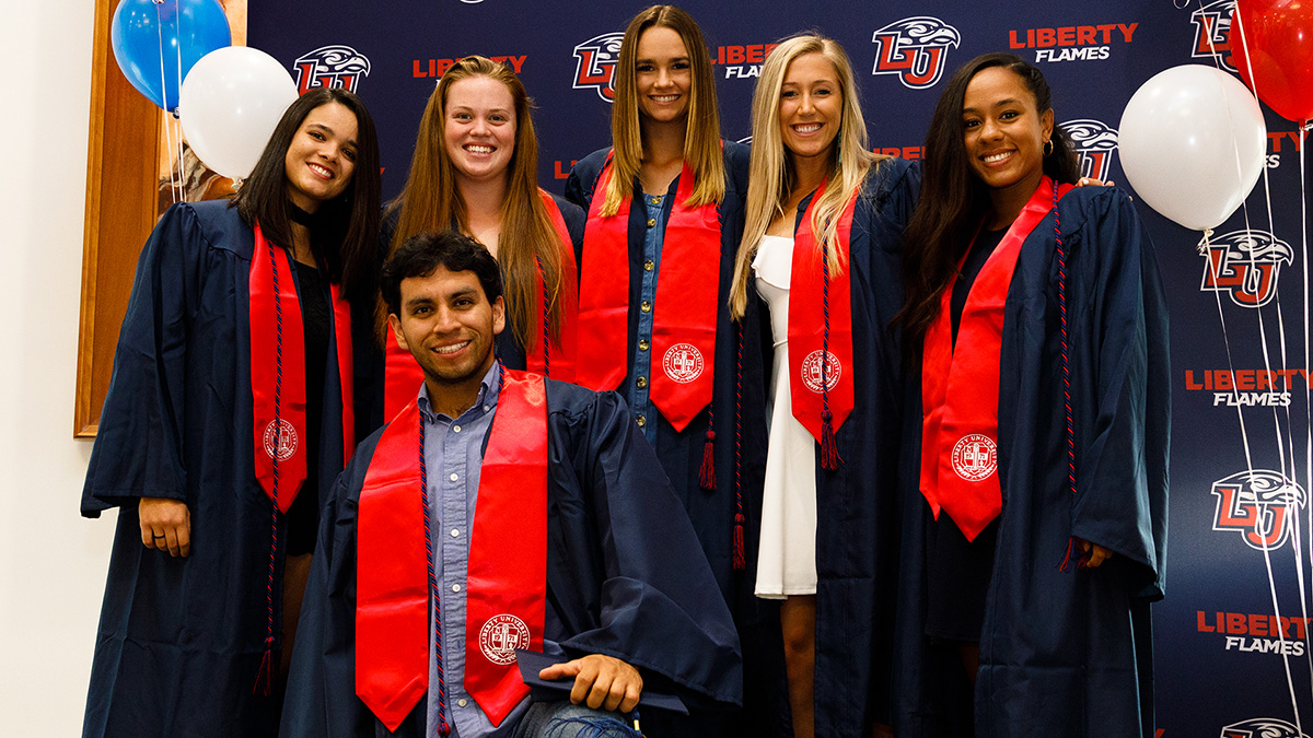 Graduation Success Rate Reaches All-Time High | Liberty Flames