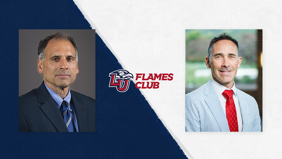 Jeff Alder (right) and Paul Rutigliano (left) are turning more than a half century of coaching and administrative experience into helping the Flames Club find new levels of success.