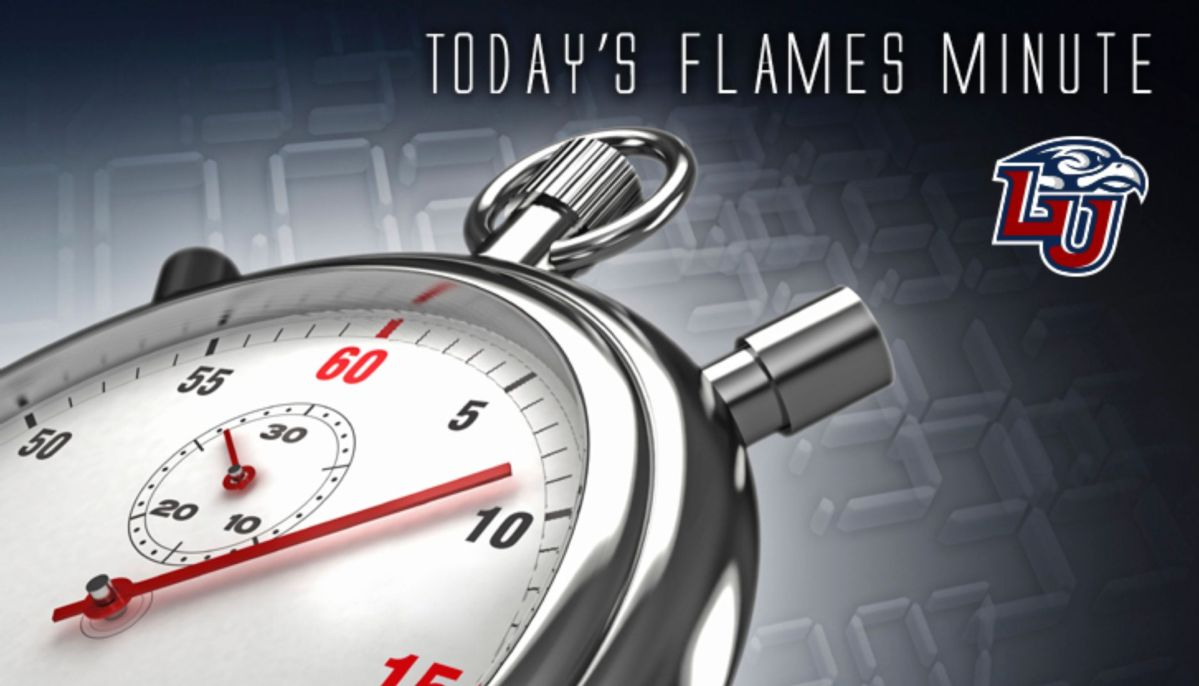 Today's Flames Minute: Thursday