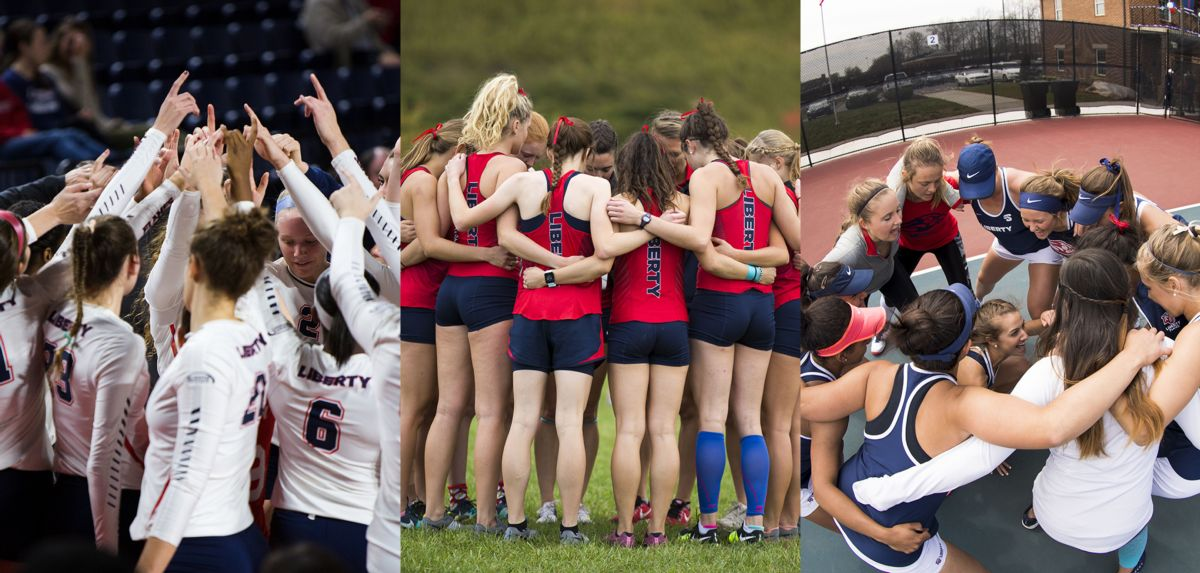 The Lady Flames volleyball, cross country and tennis programs were all among the list of programs who posted an APR score among the top 10 percent in the country in their specific sport.