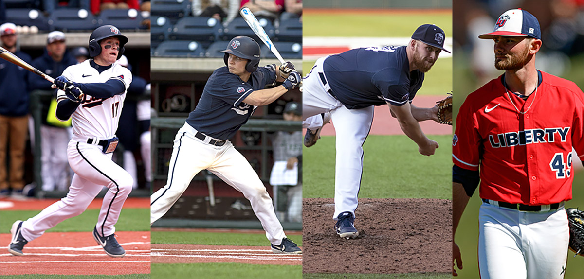 Will Wagner, Gray Betts, Noah Skirrow and Garret Price were named to the ASUN Preseason All-Conference team.
