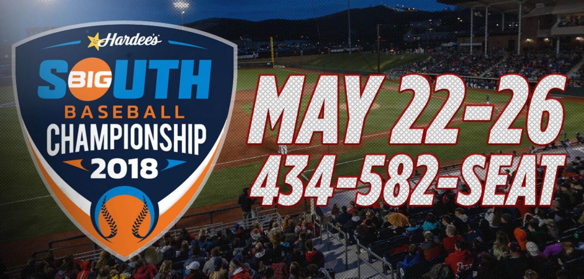 Liberty to Host 2018 Big South Baseball Championship, Beginning Tuesday